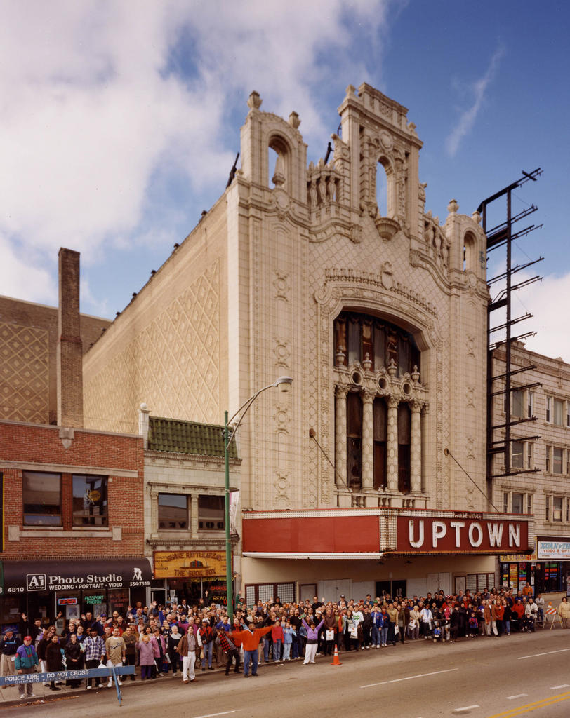 the uptown community action group should be restored Persons from virtually every ethnic group, those active in more than 40 agencies and/or organizations in the community, and a cross-section of age groubings fronvarious vocations and.