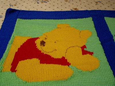 Winnie The Pooh Knitting Patterns Free : AFGHAN BABY PATTERN POOH WINNIE Sewing Patterns for Baby