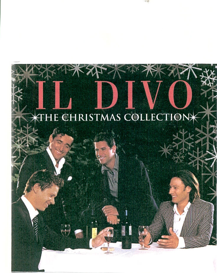 Books martinis and historical heroines december 2005 - Il divo christmas album ...