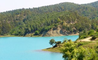 Seyhan Dam Lake, Adana - Turkey