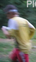 Ангел бяга в гъсталаците около Зоопарка