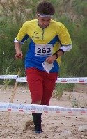 Ангел финишира след мъката по дюните