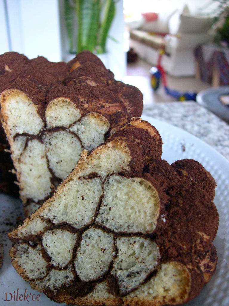 Coffee Cake Balls Recipe