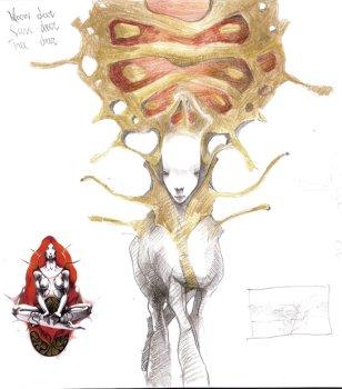 Za dizajn likova zaslužna je Evelina Kusaite.
