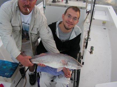 25 lb redfish