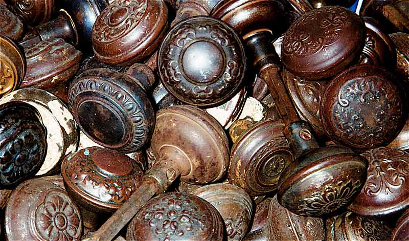 doorknobs; click for previous post
