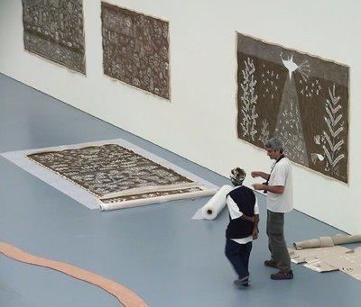 jivya soma mashe, herve perdriolle, museum kunst palast, 2003