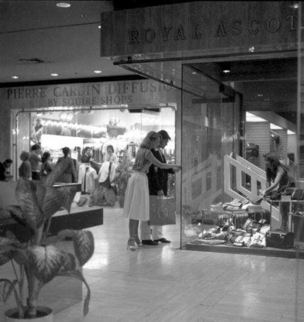 Back To The Future 1962 1975 May 2013: Vintage Photos Of Lost Shopping Malls