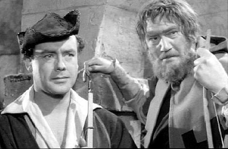 Robin hood movie 1950's