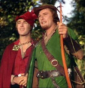 robin hood pictures: Robin Hood and Will Scarlet (Scarlett)