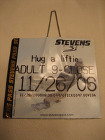 Stevens Pass Lift Ticket