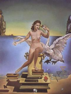 Dalí: el eterno resplandor de una mente brillante.