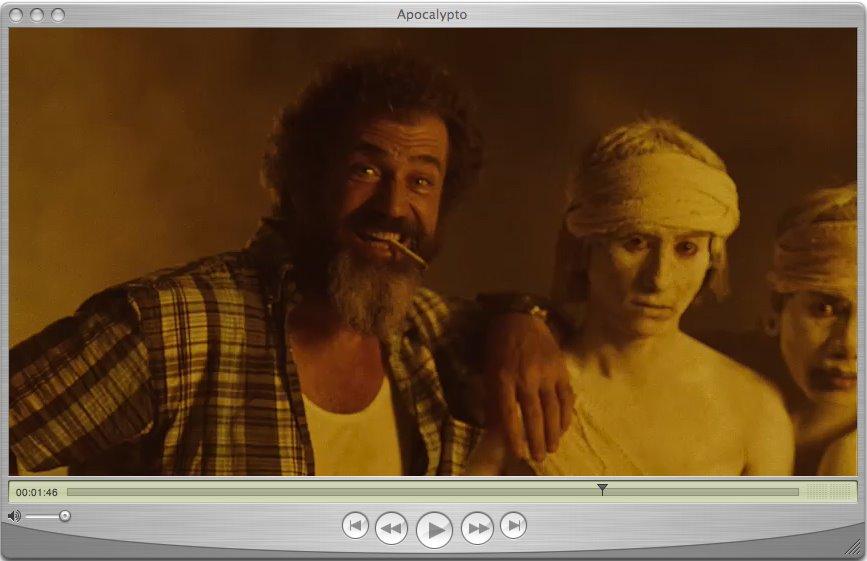 Mel Gibson Apocalypto Joke on Mel Gibson Part