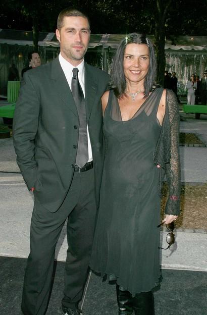Matthew Fox couple