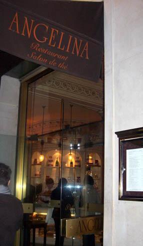 Philippe emmanuel angelina salon de th - Angelina salon de the ...