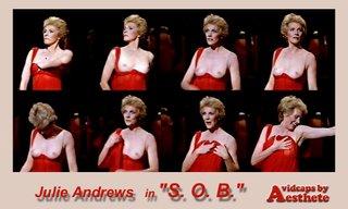 Julie andrews shows boobs sob