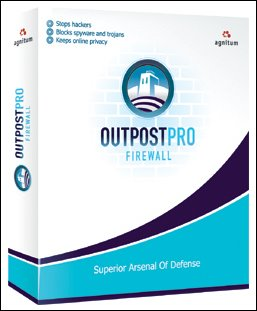 Outpost Firewall PRO 4.0 Wins The Termination Test Award