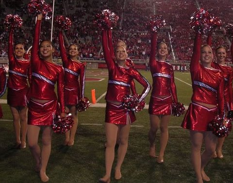 the crimson line dance team performs and makes several appearances throughout utah and the intermountain west the crimson line performs at all university