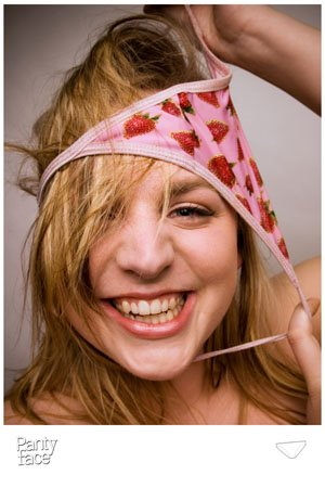 фото женщин с чулком на голове