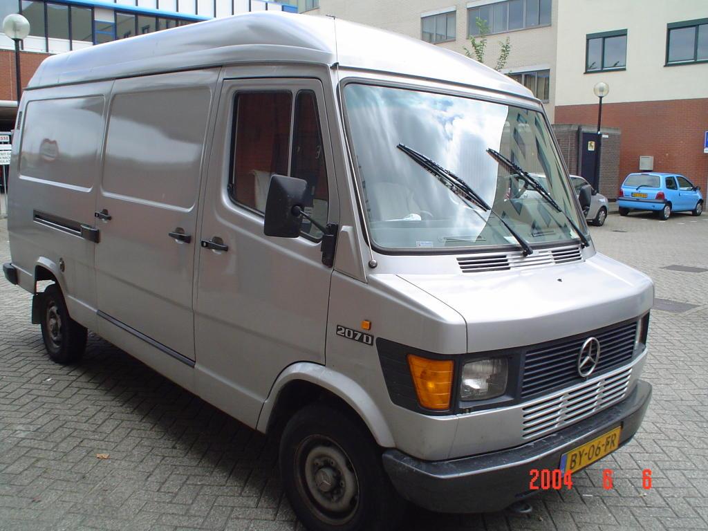 Amsterdam car sales te koop mercedes 207d - Te koop ...