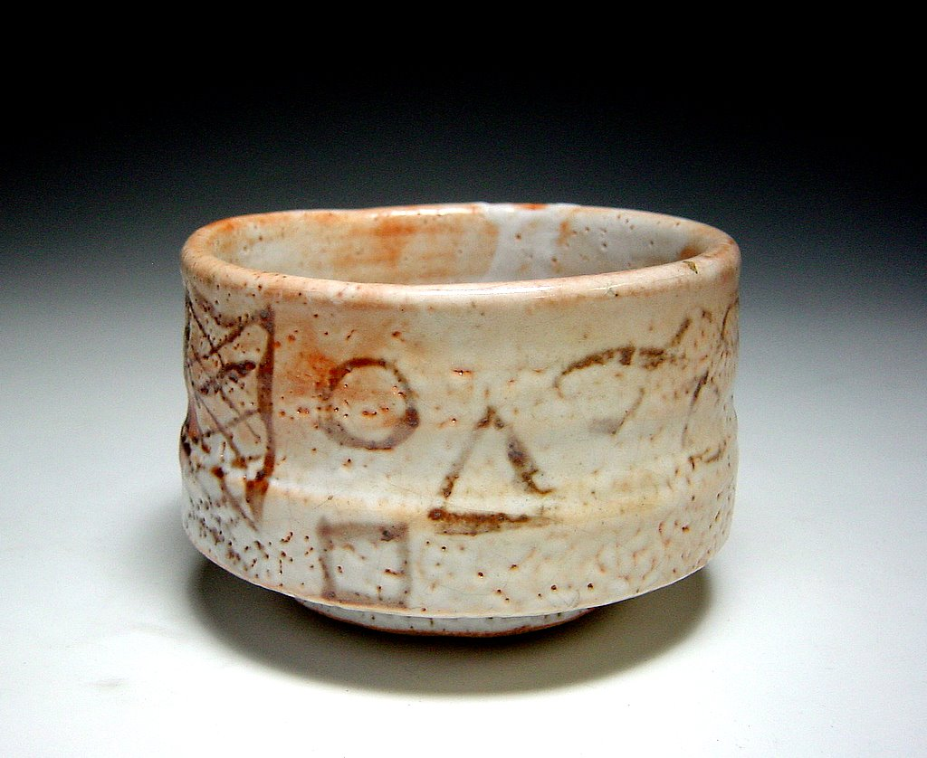 Fire Clay Mix : Shino glazes first mogusa 艾 clay and e