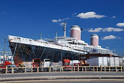 The passenger ship, United States