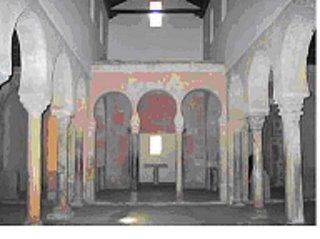 Arquitectura medieval for Arquitectura mozarabe
