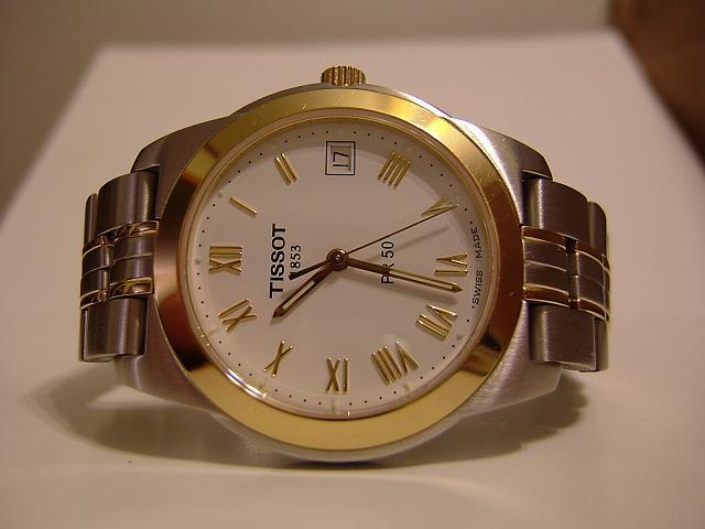 tissot pr50 titanium eBay