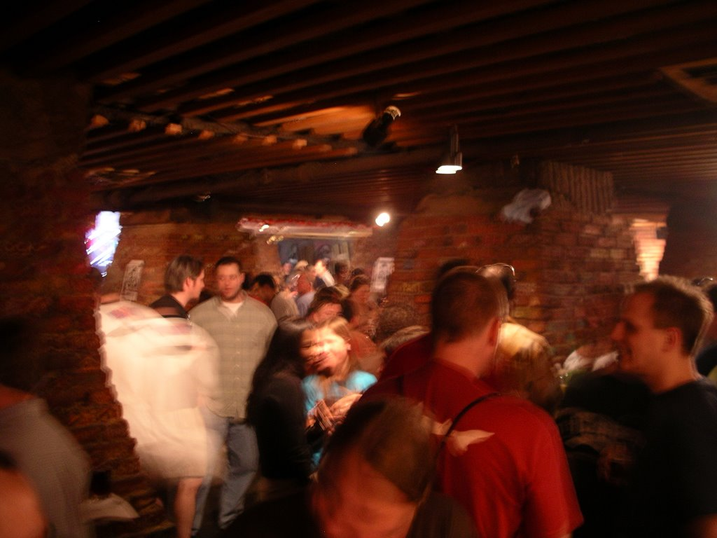 the brew lounge beer event split thy skull at sugar mom 39 s in philadelphia pa 4 15 06