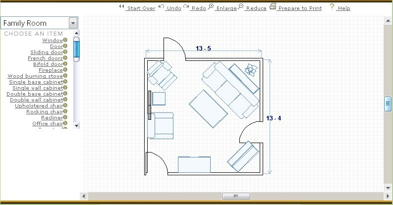 My Place Technology Family Life Room Planner App