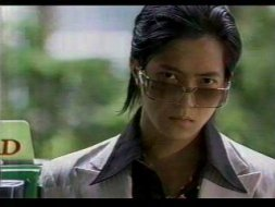YamaP as Kurosaki