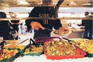 Google Food Counter