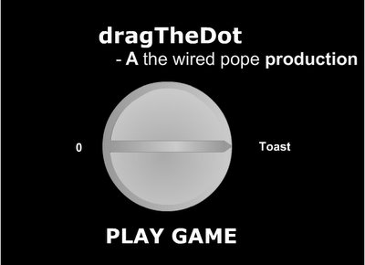 Drag the dot