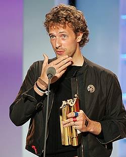 Chris martin 2006