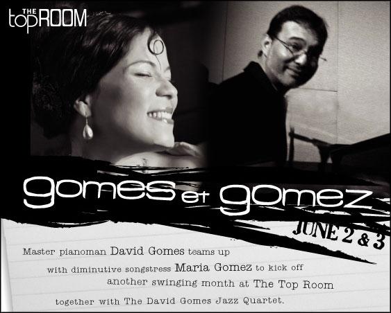 David Gomes et Maria Gomez
