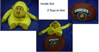ITA for Inside Out Stuffed Toys