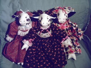 Animal dolls, Cow Dolls