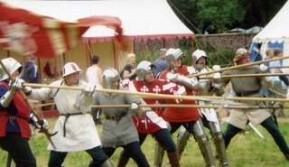 Knights in Battle recreation society