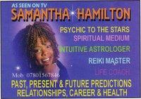 Samantha Hamilton - Psychic to the Stars