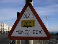 Blair Money Box