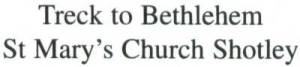 Treck to Bethlehem