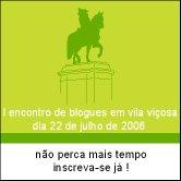 I Encontro de Blogues de Vila Viçosa