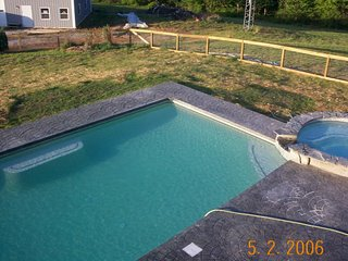 Do it yourself build an inground swimming pool - How to build a swimming pool yourself ...
