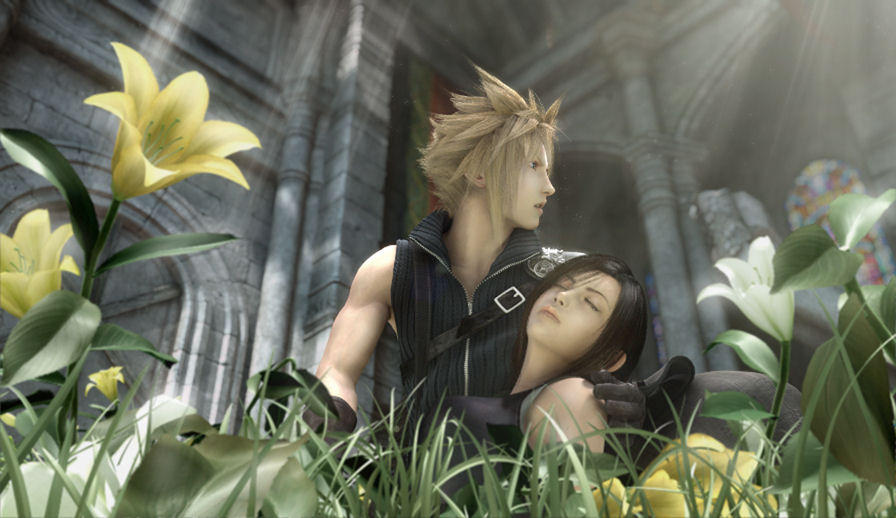 final fantasy vii advent children full movie download