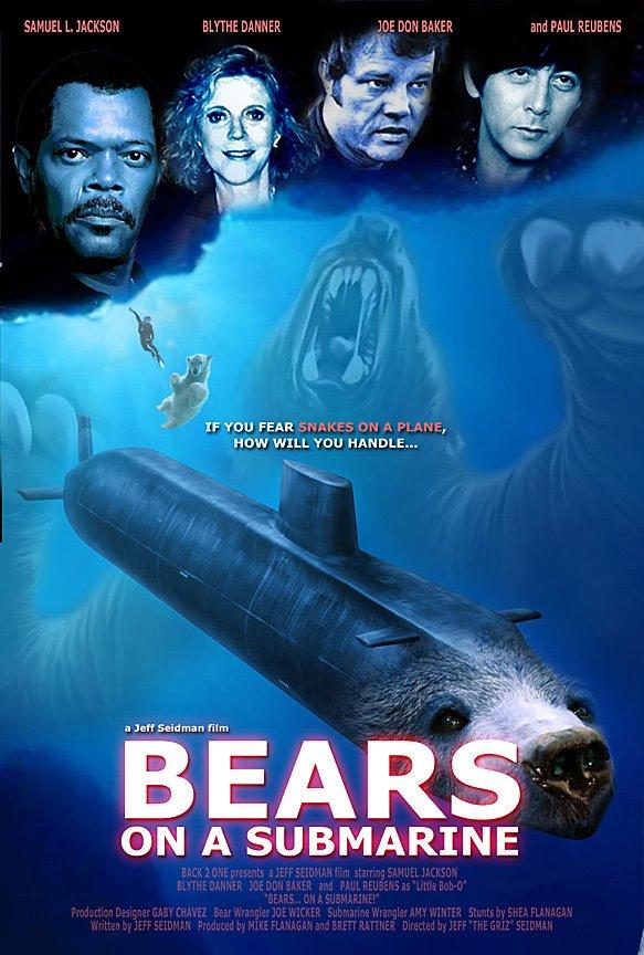 Bears Submarine Lol Bears on The Submarine