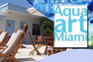 Aqua Art Miami!