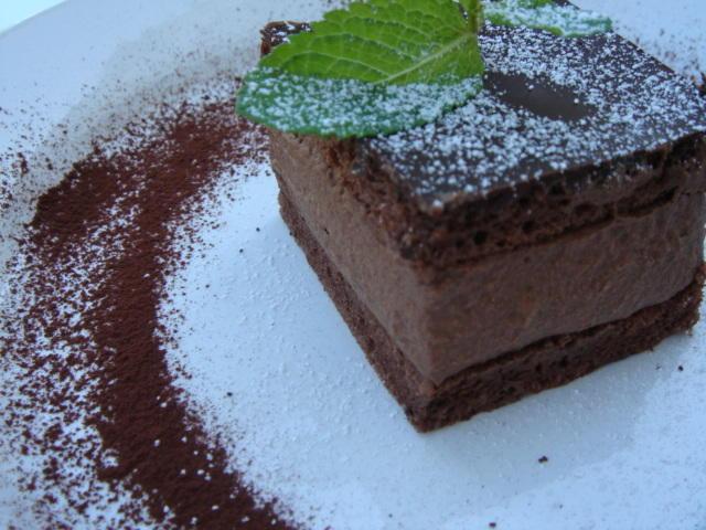 Hungarian Chocolate Cake Stephanie Alexander