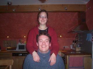 Nina and Matthias
