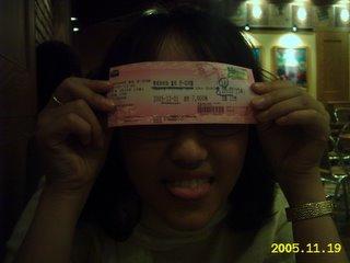 THE movie (ticket)