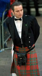 Ewan McGregor im Kilt
